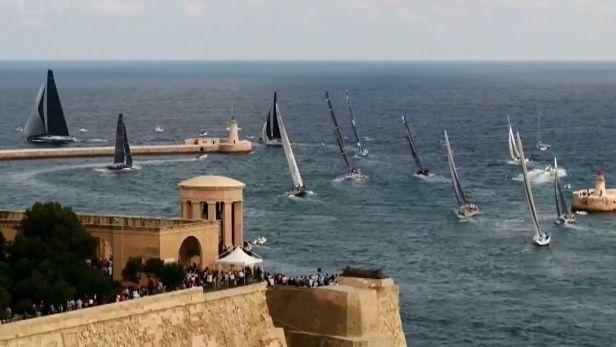 Hebe V s Koláčkem byla na Rolex Middle Sea Race třetí