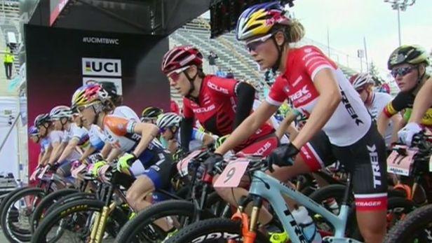 Ve Světovém poháru horských kol bude nově také short track