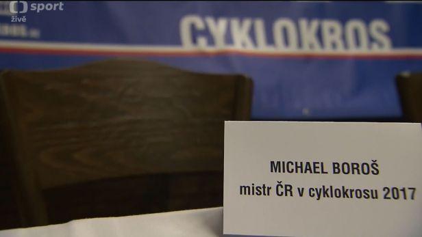 Boroš bojuje před MČR s nemocí, mezi ženami je hlavní favoritkou Havlíková