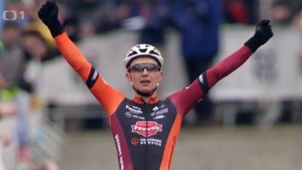 Sestřih mistrovství republiky v cyklokrosu
