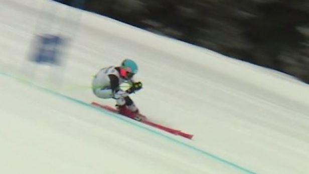 Kotzmann je mistrem republiky v obřím slalomu, porazil i Berndta