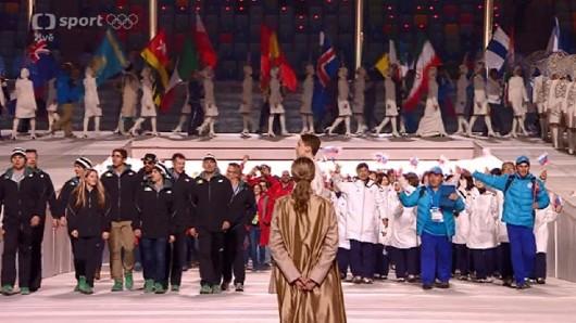 Členové olympijských výprav