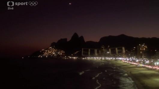 Zahájení LOH v Riu