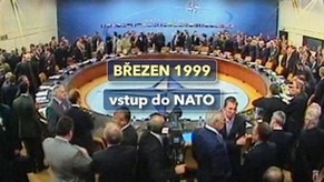 Panel ke vstupu ČR do NATO